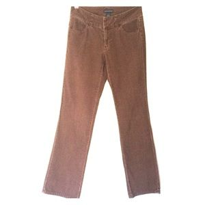 Banana Republic Brown Corduroy Pants Size 4
